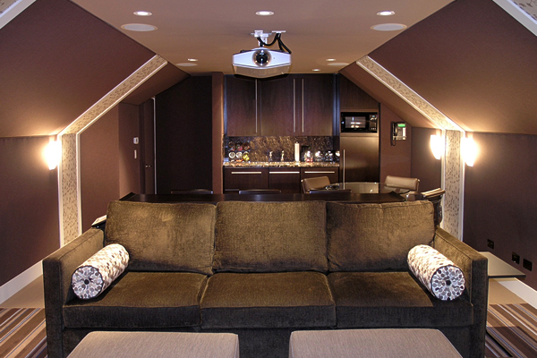 Specialty Room - In-Home Theater
